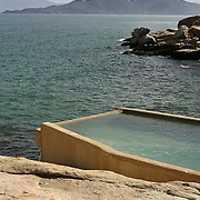 A Rock Villa at the Evason Hideaway in Nha Trang, Vietnam.
