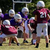 Berryville 6th Grade Mighty Mite vs. Huntsville (3rd Game)