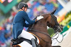 Van Silfhout Diederick, (NED), Arlando<br /> FEI European Championships - Aachen 2015<br /> © Hippo Foto - Leanjo de Koster<br /> 16/08/15