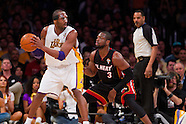 Lakers vs Heat 3-4-12
