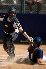 20070403 - Virginia v Towson (NCAA Softball)