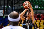 Michele Ruzzier<br /> Germani Basket Brescia - Vanoli Cremona<br /> Basket Precampionato Serie A LBA 2019/2020<br /> Desio 15 September 2019<br /> Foto Mattia Ozbot / Ciamillo-Castoria