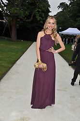 NOELLE RENO at the annual Serpentine Gallery Summer Party sponsored by Burberry held at the Serpentine Gallery, Kensington Gardens, London on 28th June 2011.