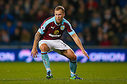 Burnley midfielder Scott Arfield (37)  during the Premier League match between West Bromwich Albion and Burnley at The Hawthorns, West Bromwich, England on 21 November 2016. Photo by Simon Davies.