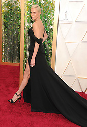 February 9, 2020, Los Angeles, California, USA: 2/9/20.Charlize Theron at the 92nd Annual Academy Awards (Oscars) presented by the Academy of Motion Picture Arts and Sciences..(Hollywood, CA, USA  (Credit Image: © Starmax/Newscom via ZUMA Press)