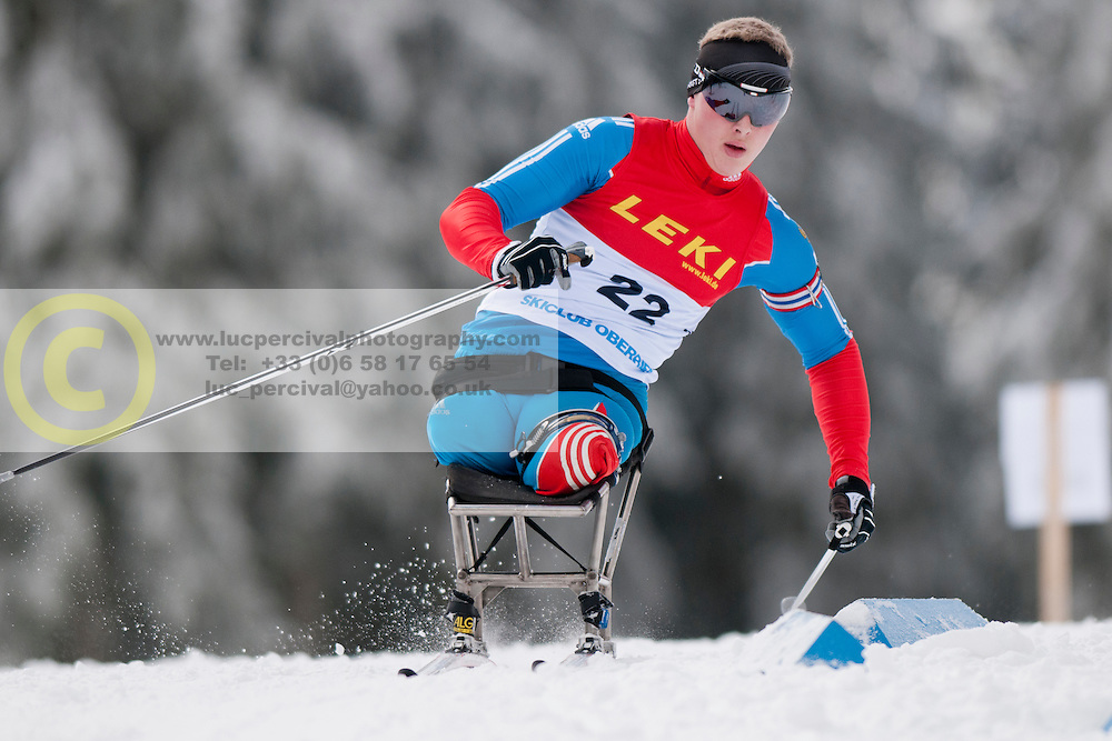 MURYGIN Grigory, Biathlon Middle Distance, Oberried, Germany