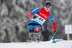 MURYGIN Grigory, Biathlon Middle Distance, Oberried, Germany