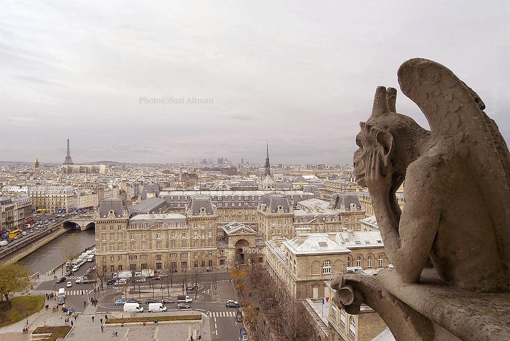 Notre Dame Paris France. Photo Suzi Atman