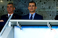 King Felipe VI Of Spain <br /> Toulouse 13-06-2016 Stade de Toulouse Footballl Euro2016 Spain - Czech Republic  / Spagna - Repubblica Ceca Group Stage Group D. Foto Matteo Ciambelli / Insidefoto