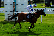 Jaganory ridden by Callum Shepherd and trained by Christopher Mason in the Visit Valuerater.Co.Uk For Best Free Tips Handicap (Value Rater Racing Club Summer Sprint Series) (Class 6) race. - Ryan Hiscott/JMP - 21/08/2019 - PR - Bath Racecourse - Bath, England - Race Meeting at Bath Racecourse
