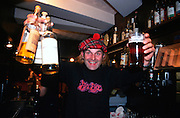 Hans Rey in Scotland, 2000