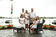 Campbell Family on Lake Fenton
