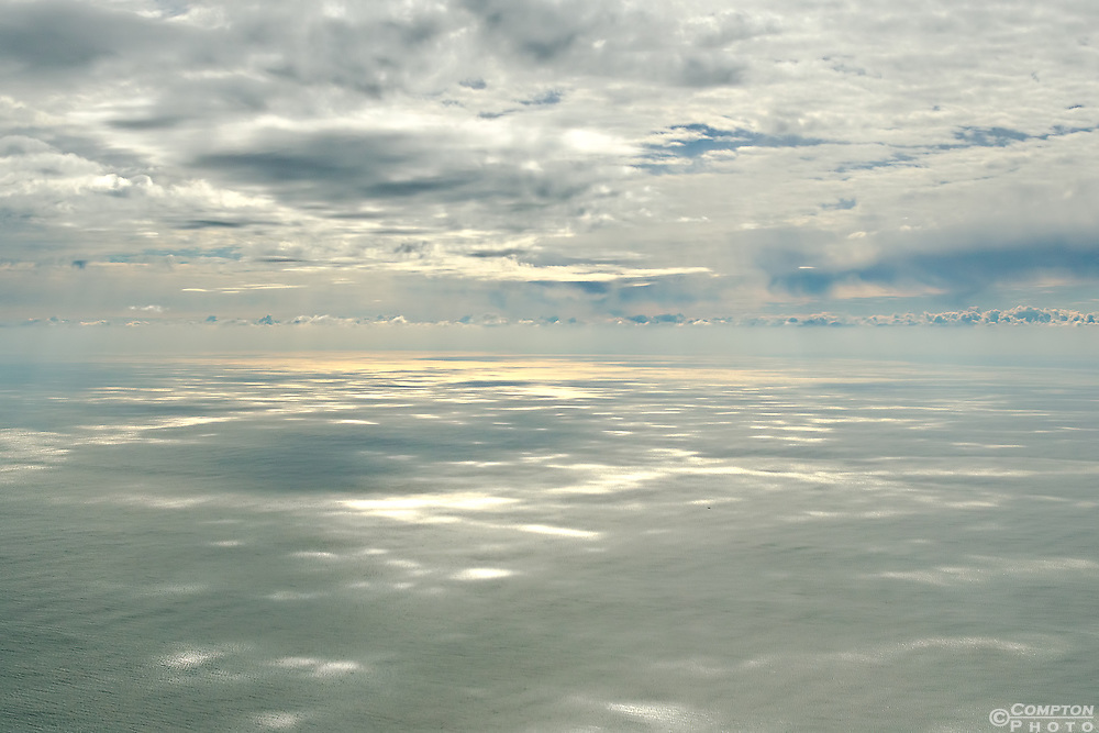 This shot was taken 2 days after Hurricane Sandy hit the NJ coast from 2000 feet.