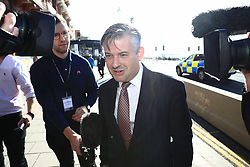 © Licensed to London News Pictures . 21/09/2019. Brighton, UK. JON ASHWORTH. The 2019 Labour Party Conference from the Brighton Centre . Photo credit: Joel Goodman/LNP