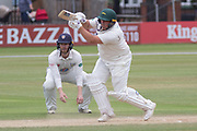 Mark Cosgrove batting during the Specsavers County Champ Div 2 match between Leicestershire County Cricket Club and Durham County Cricket Club at the Fischer County Ground, Grace Road, Leicester, United Kingdom on 10 July 2019.