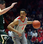 UNM vs Colorado State Men's Basketball 02/21/17