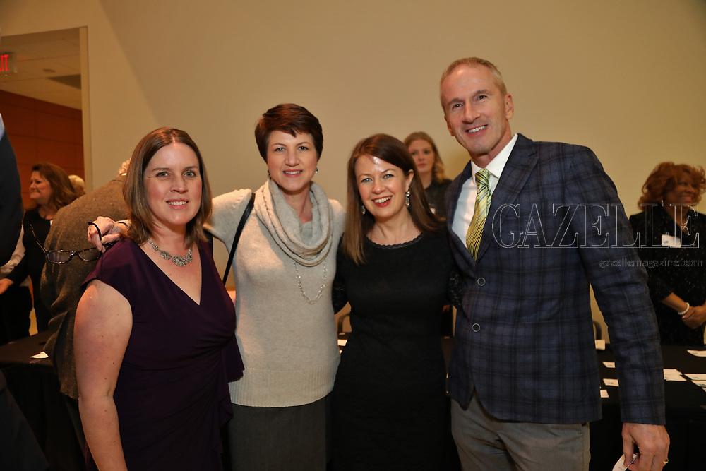Valerse Hahn, Elizabethe Holland, Elisa Crouch Tomach, Doug Moore