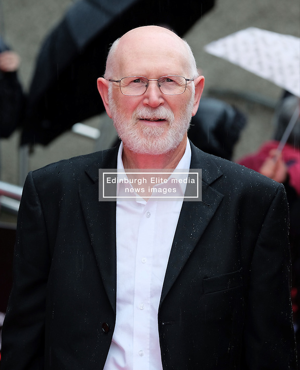 Edinburgh International Film Festival, Sunday 26th June 2016<br /> <br /> Stars turn up on the closing night gala red carpet for the World Premiere of &quot;Whisky Galore!&quot;  at the Edinburgh International Film Festival 2016<br /> <br /> Ken Drury who plays Mr Bain in the film<br /> <br /> (c) Alex Todd | Edinburgh Elite media
