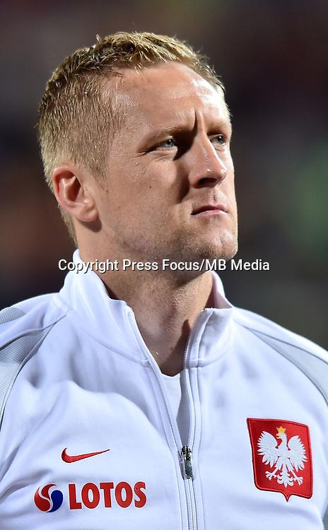 2017.03.26 Podgorica<br /> Pilka nozna kadra reprezentacja<br /> Eliminacje Mistrzostw Swiata Rosja 2018<br /> Czarnogora - Polska<br /> N/z Kamil Glik<br /> Foto Lukasz Laskowski / PressFocus<br /> <br /> 2017.03.26 Podgorica<br /> Football <br /> FIFA 2018 World Cup Qualifying game between Montenegro and Poland<br /> Kamil Glik<br /> Credit: Lukasz Laskowski / PressFocus