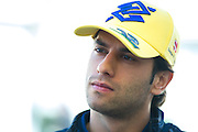 September 3-5, 2015 - Italian Grand Prix at Monza: Felipe Nasr (BRA), Sauber
