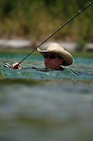 FLY FISHING ON THE DEVILS RIVER TEXAS