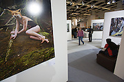 Photokina 2008, World's bigest bi-annual photo fair. Hasselblad Masters exhibition.