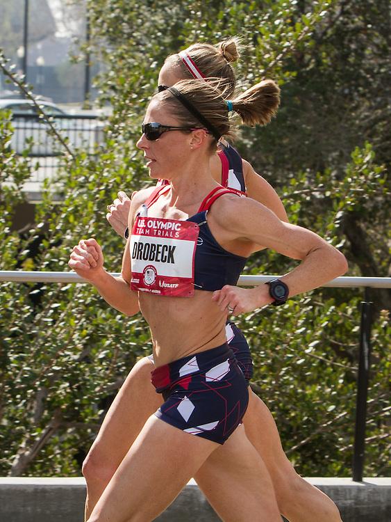 USA Olympic Team Trials Marathon 2016, Oiselle, Drobeck