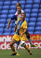 Reading v Crystal Palace 110812