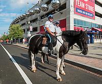 United States Park Police, Nationals Park, Washington, DC, USA,