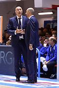 DESCRIZIONE : Brindisi  Lega A 2015-15 Enel Brindisi Dolomiti Energia Trento<br /> GIOCATORE : Maurizio Buscaglia <br /> CATEGORIA : Allenatore Coach<br /> SQUADRA : Dolomiti Energia Trento<br /> EVENTO : Lega A 2015-2016<br /> GARA :Enel Brindisi Dolomiti Energia Trento<br /> DATA : 25/10/2015<br /> SPORT : Pallacanestro<br /> AUTORE : Agenzia Ciamillo-Castoria/M.Longo<br /> Galleria : Lega Basket A 2015-2016<br /> Fotonotizia : Enel Brindisi Dolomiti Energia Trento<br /> Predefinita :