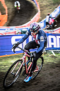 Anthony CLARK (USA) at the 2019 UCI Cyclo-Cross World Championships in Bogense, Denmark