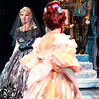 Teatro dell'Opera Nazionale Taras Shevchenko. Cenerentola di Giacomo Puccini. Angelina Shvachka