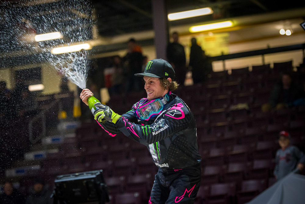 2018 Rockstar Energy Triple Crown Series<br /> Sarnia, Ontario<br /> April 7, 2018
