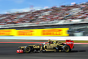 Nov 15-18, 2012: Kimi RAIKKONEN (FIN) LOTUS F1 TEAM..© Jamey Price/XPB.cc