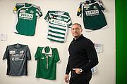21.05.2013; St.Gallen; Fussball Super League - FC St.Gallen; CEO und Sportchef Heinz Peischl (Valeriano Di Domenico/freshfocus)