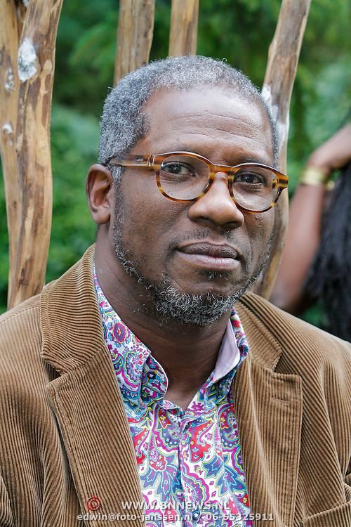 NLD/Amsterdam/20131017 - Persviewing Welkom bij de Kamara's, Dennis Rudge
