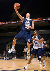 G/F Dalton Pepper (Fairless Hills, PA / Pennsbury).  The NBA Player's Association held their annual Top 100 basketball camp at the John Paul Jones Arena on the Grounds of the University of Virginia in Charlottesville, VA on June 20, 2008