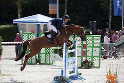 Naber Sander (NED) - Falaise de Muze<br /> KWPN Paardendagen - Ermelo 2012<br /> © Dirk Caremans