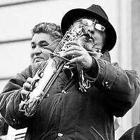 Street Musicians Brussells