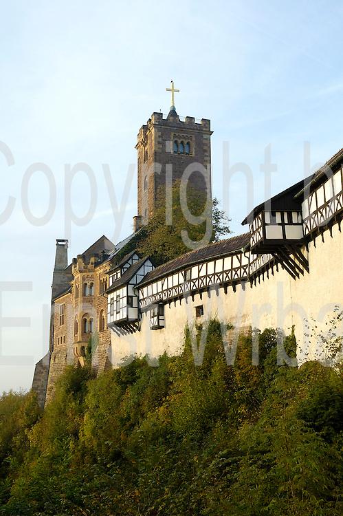 UNESCO-Welterbestätte Wartburg ..