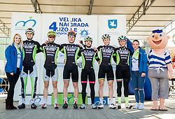 FILUTAS Viktor (HUN) of Mugen Race - Veloki - Szuper Beton, KOVÁCS Máté (HUN) of Mugen Race - Veloki - Szuper Beton, LOKI Bence (HUN) of Mugen Race - Veloki - Szuper Beton, LENGYEL Zoltan (HUN) of Mugen Race - Veloki - Szuper Beton, BERTALAN Balazs (HUN) of Mugen Race - Veloki - Szuper Beton, MORICZ Daniel (HUN) of Mugen Race - Veloki - Szuper Beton during the UCI Class 1.2 professional race 4th Grand Prix Izola, on February 26, 2017 in Izola / Isola, Slovenia. Photo by Vid Ponikvar / Sportida