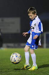 - Photo mandatory by-line: Dougie Allward/JMP - Mobile: 07966 386802 - 20/03/2015 - SPORT - Football - England - Memorial Stadium - Bristol Rovers v Aldershot - Vanarama Football Conference