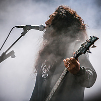 Slayer live at Hovefestivalen 2007.