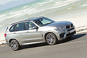 BMW South Africa launches the X5M, X6M and the 2 series convertible to the national media in and around Cape Town. Image by Greg Beadle