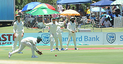 Pretoria 26-12-18. The 1st of three 5 day cricket Tests, South Africa vs Pakistan at SuperSport Park, Centurion. Day 1. South African Temba Bavuma goes for the bowl. Picture: Karen Sandison/African News Agency(ANA)