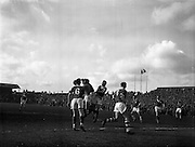 17/03/1961<br /> 03/17/1961<br /> 17 March 1961<br /> Soccer: League of Ireland v Irish League at Dalymount Park, Dublin.