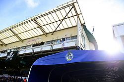 New tunnel at the memorial stadium - Mandatory by-line: Dougie Allward/JMP - 10/03/2018 - FOOTBALL - Memorial Stadium - Bristol, England - Bristol Rovers v Northampton Town - Sky Bet League One