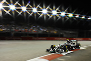 September 18-21, 2014 : Singapore Formula One Grand Prix - Nico Rosberg  (GER), Mercedes Petronas
