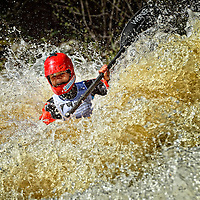Go Pro Mountain Games Steep Creek Kayak Championship