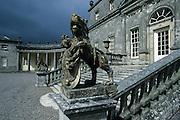Russborough, palazzo in stile palladiano oggi sede di importanti collezioni d'arte
